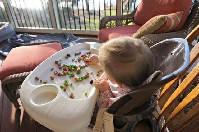 spring baby led weaning