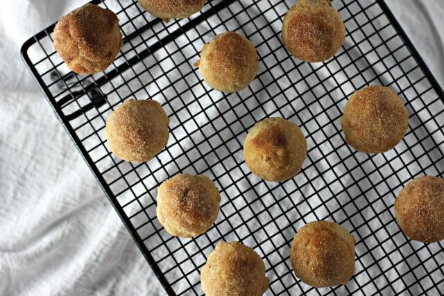 vanilla cinnamon apple puffs- 3