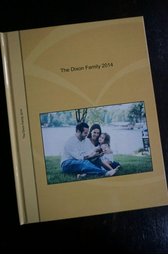 blog2print family album