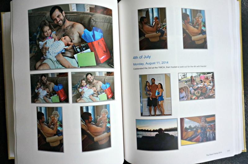 Albums: How To Make Annual Family Photo Albums