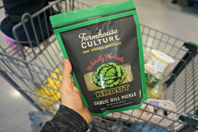 farmhouse culture dill pickle kraut