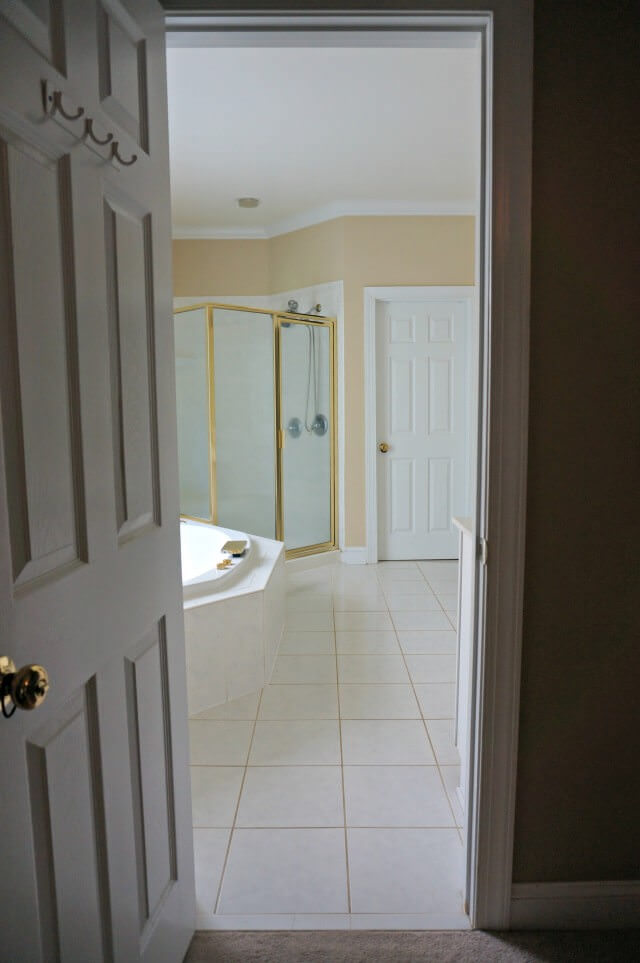 master bath renovation- before- 1
