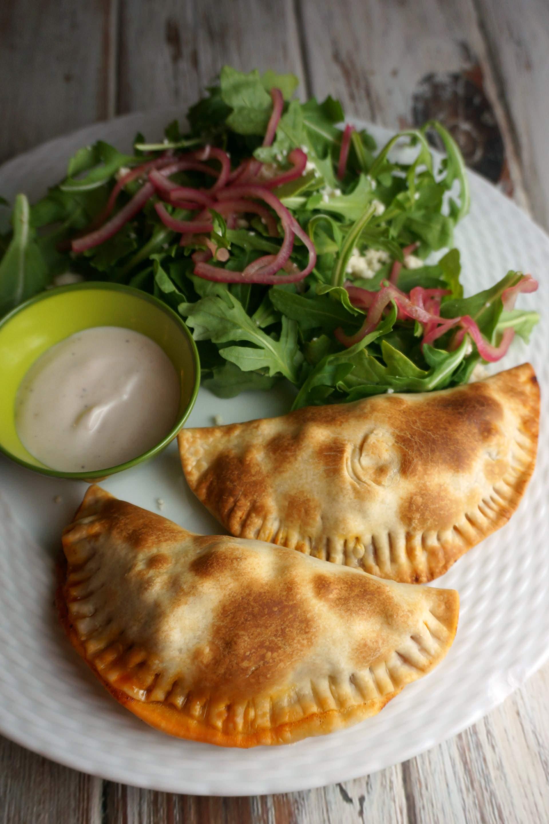 Blue apron omaha - Blue Apron Baked Empanadas