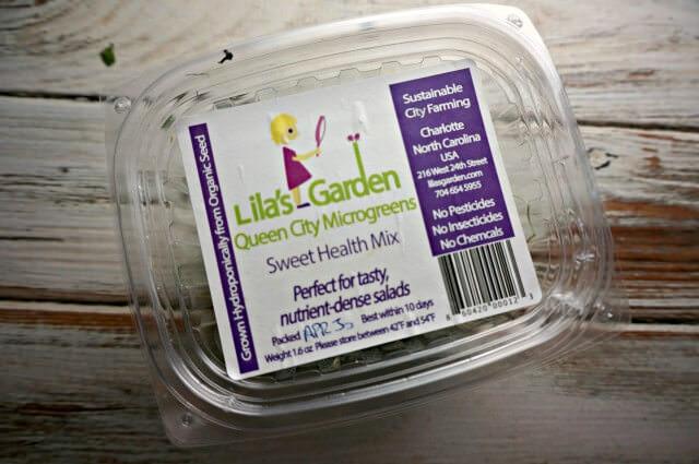 lila's garden microgreens