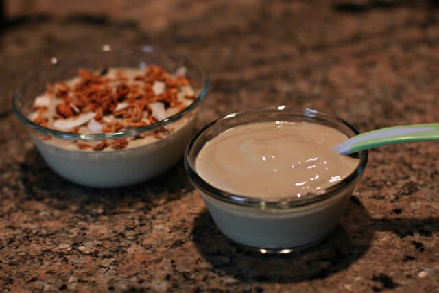 calorie dense mini meals- smoothies