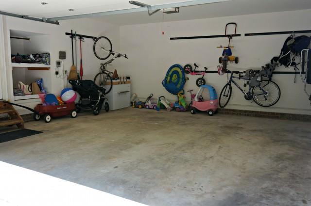 garage clean up