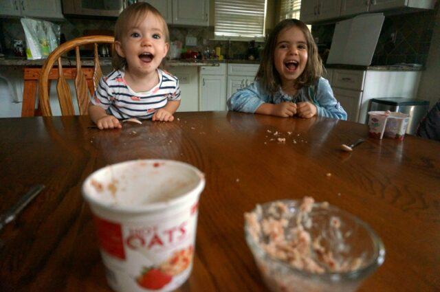 breakfast girls