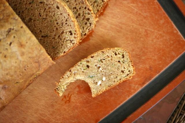 easy zucchini bread- 3