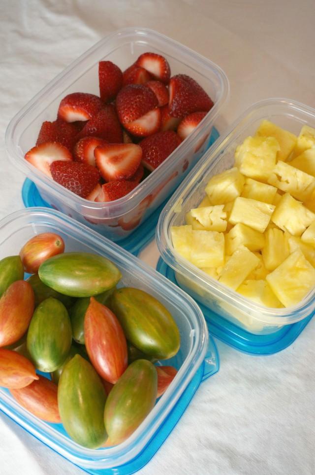 healthy road trip favorites- fruit