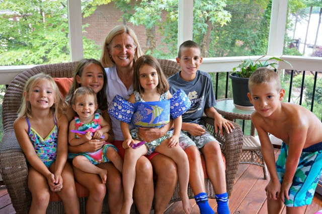 mema and the grands