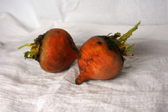 unique vegetables for toddlers- golden beets