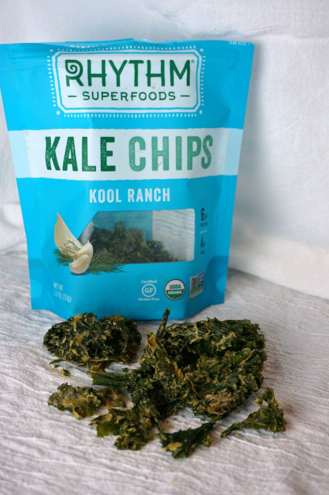unique vegetables for toddlers- kale chips