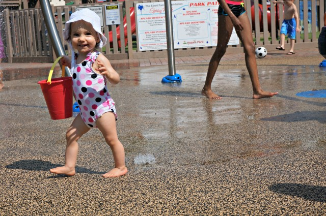 13 months splash pad