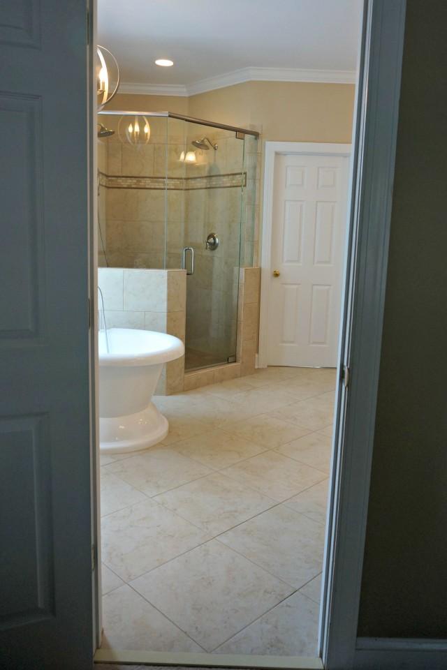 master bath renovation- after- 1