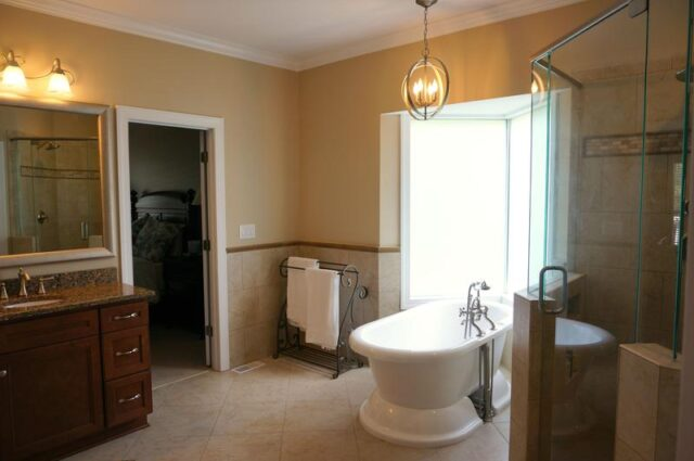 master bath renovation- after- 8