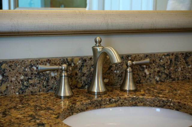master bath renovation- after- moen wynford facet- 6