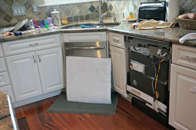 dishwasher broken