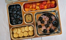 Peanut-Free Packed Lunches for Young Toddlers