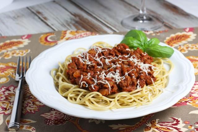 mom's spaghetti- 3
