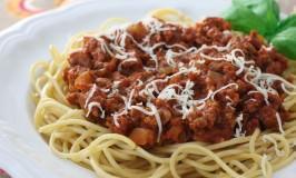 Mom's Homemade Spaghetti Sauce