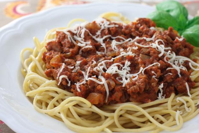 mom's spaghetti- 4