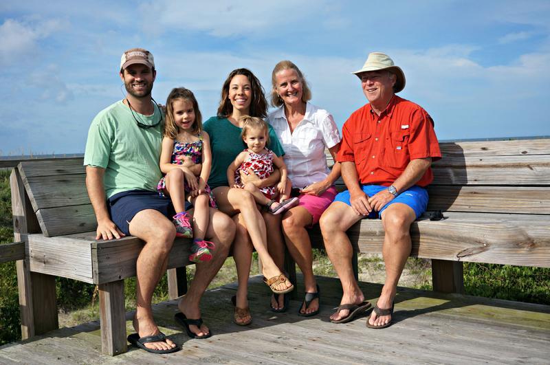 Oak Island Family Vacation 9