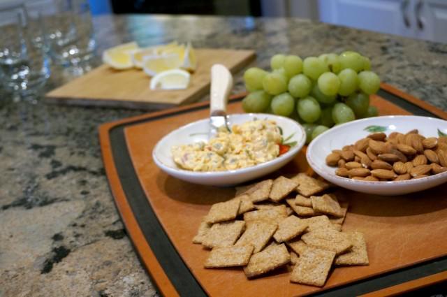 snack spread