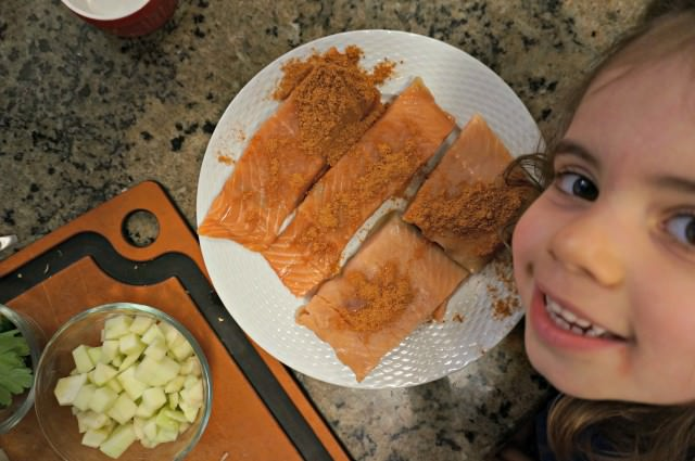 Blue Apron Cooking with Kids 2
