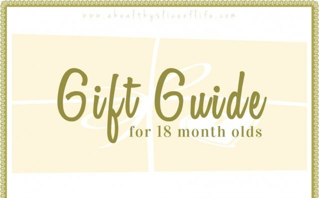 Gift Guide, toddlers