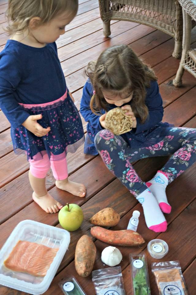 Kids Cooking- Blue Apron- 2