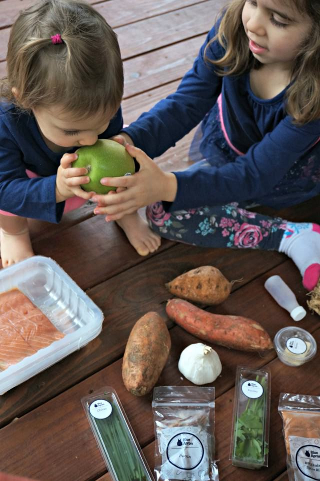 Kids Cooking- Blue Apron- 3