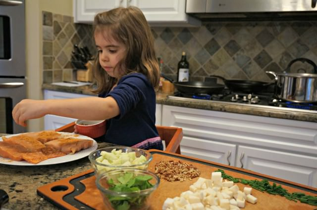 Kids Cooking- Blue Apron- 7