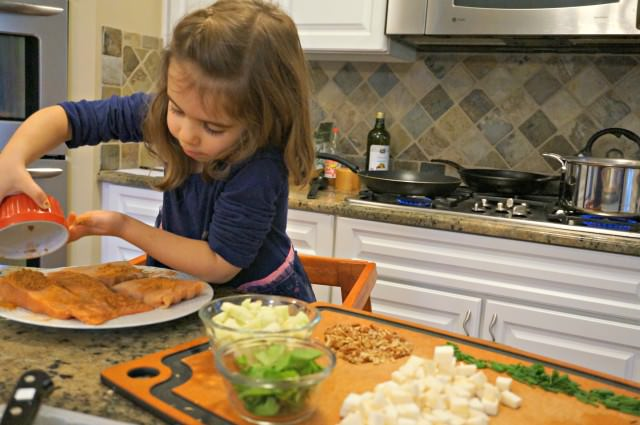 Kids Cooking- Blue Apron- 8