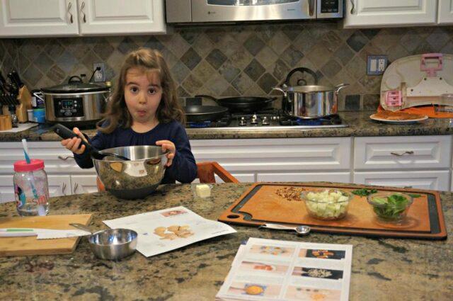 Kids Cooking- Blue Apron- 9