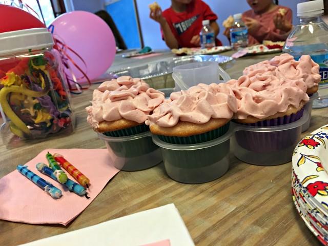 weekend cupcakes