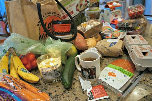 weekend grocery haul