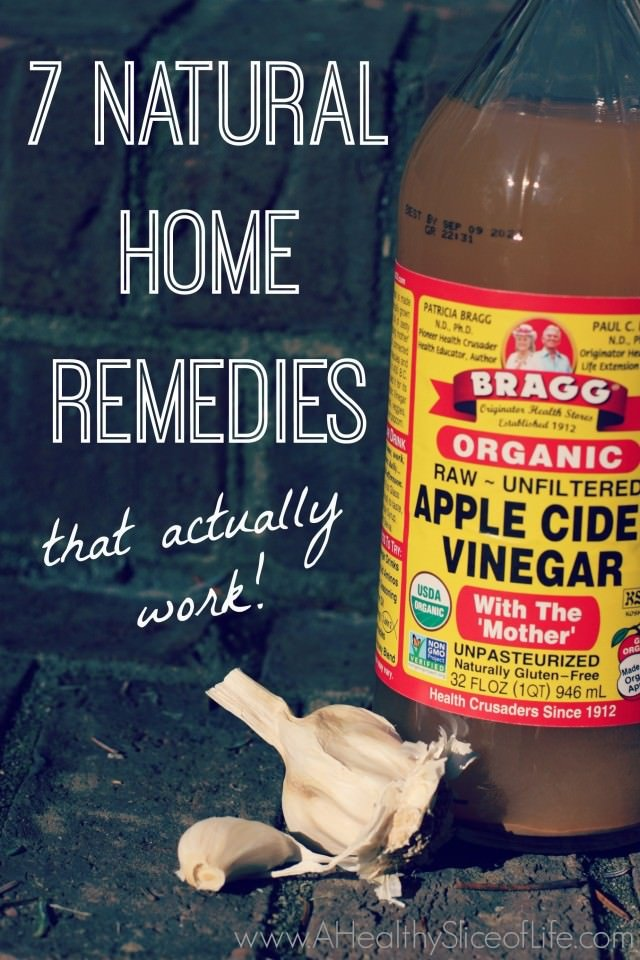 natural home remedies for colds