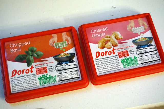 dorot frozen herbs and spices