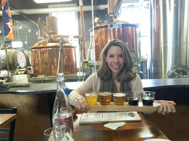 heist brewery charlotte flight