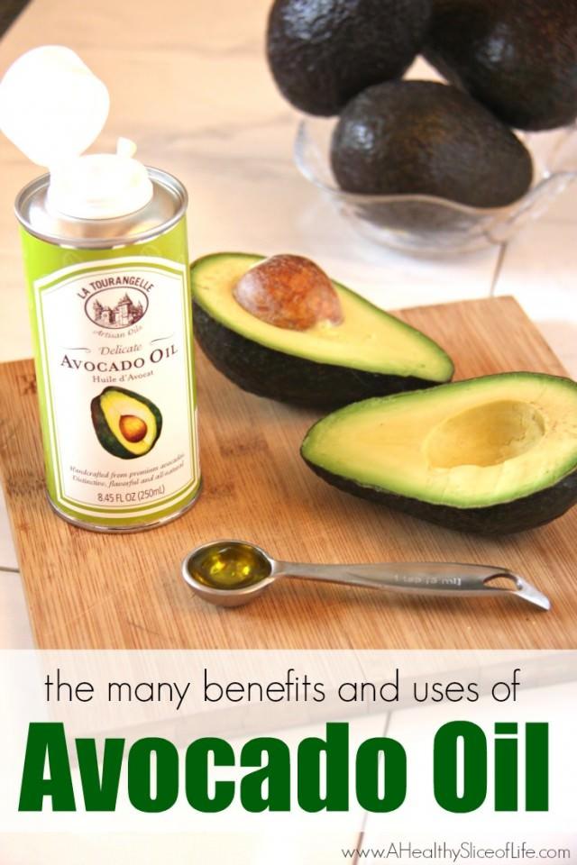 the benefits of avocado oil