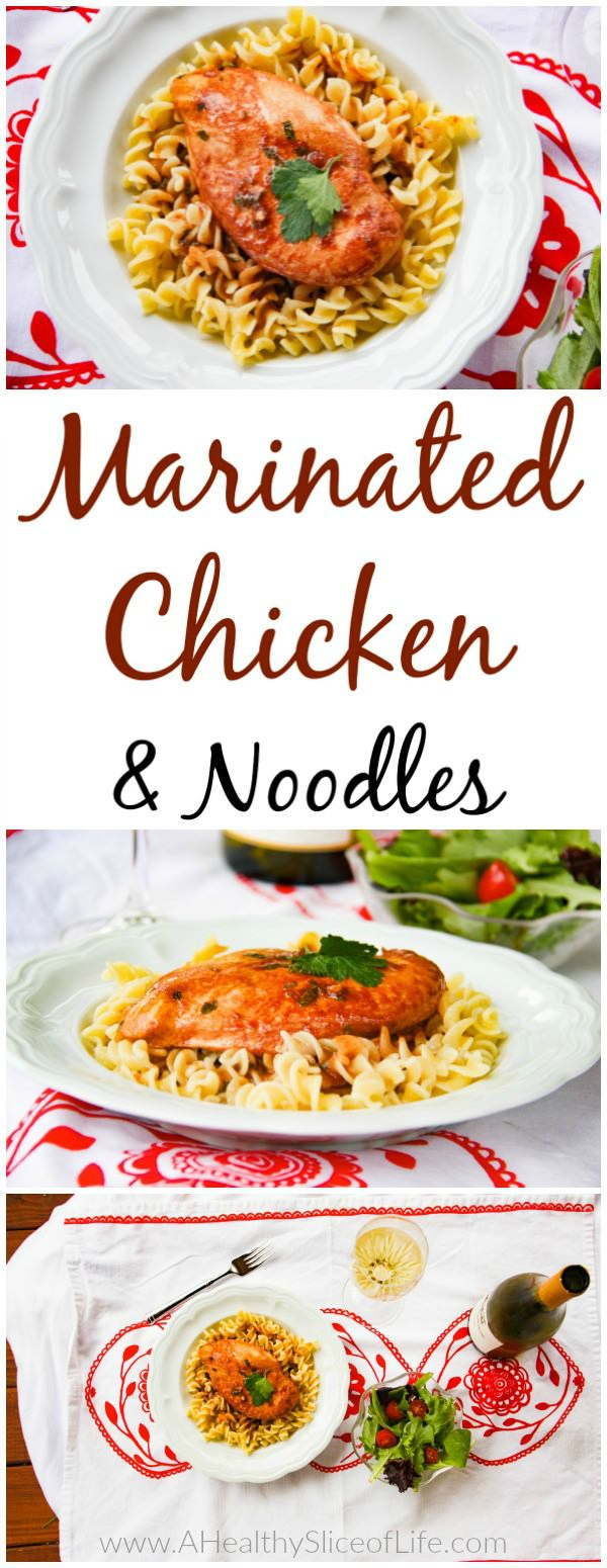 marinated chicken family favorite dinner