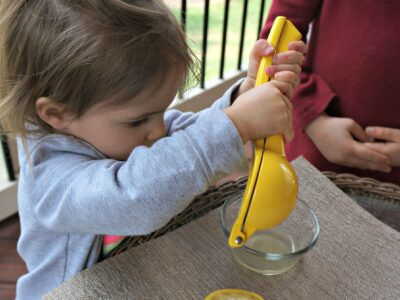 simple kitchen tools for kids