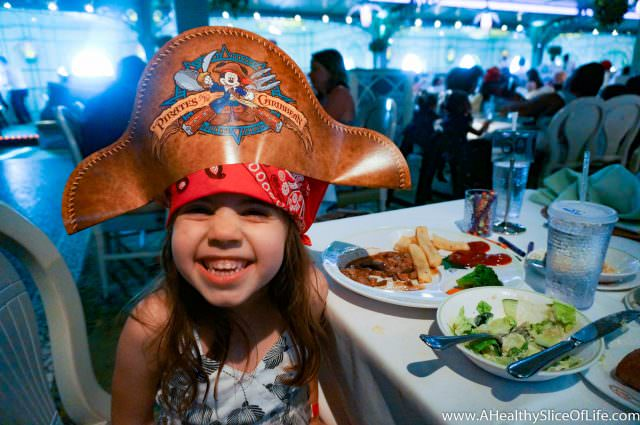 Disney's Dream Cruise: Food Review