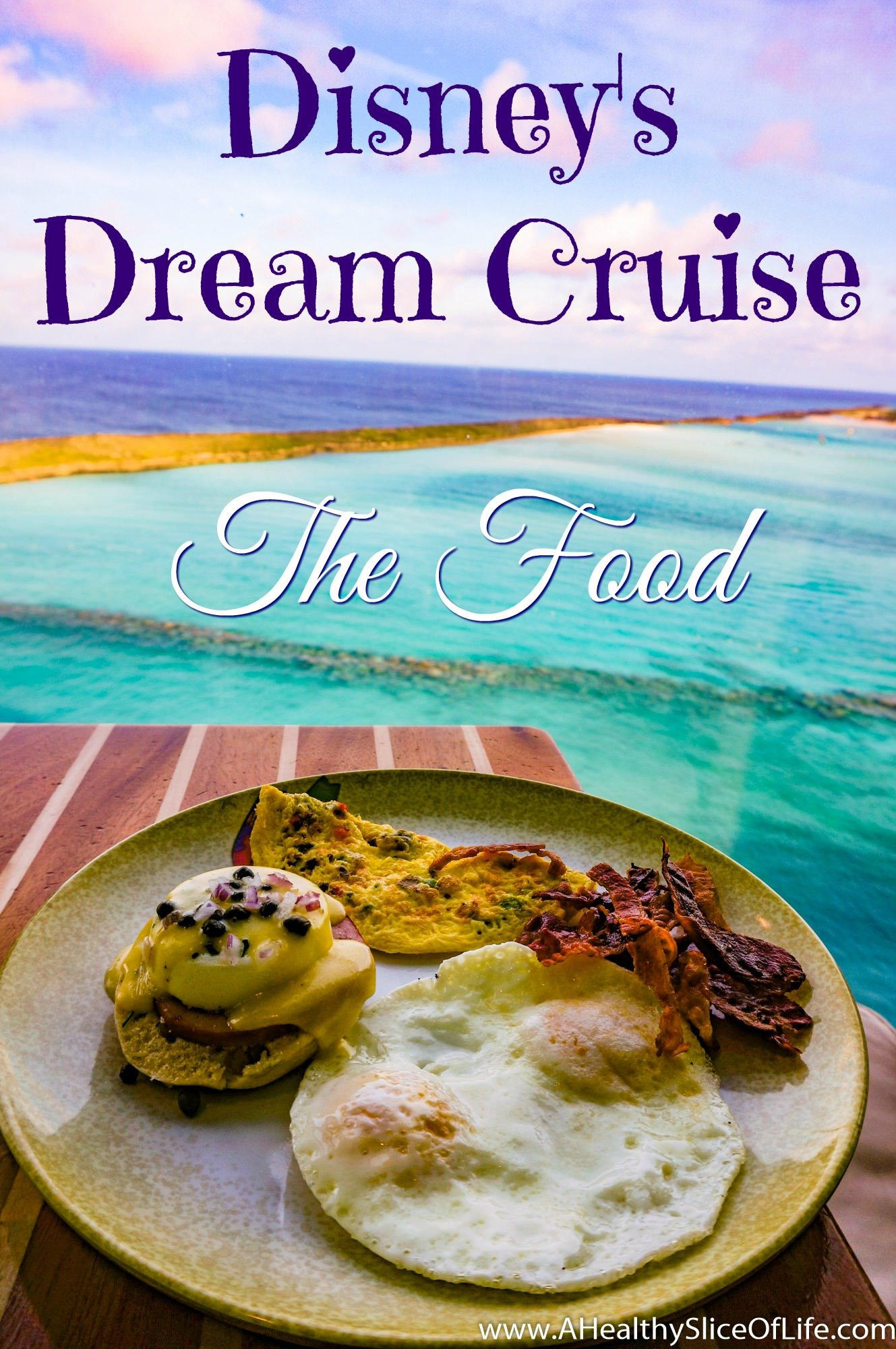 Disney 39 s dream cruise food review a healthy slice of life for Cruise ship with best food