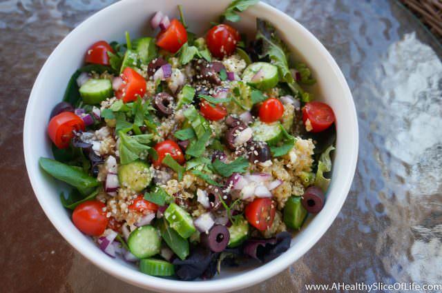 healthy dinner ideas a healthy slice of life