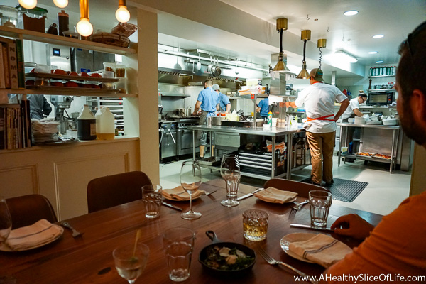 kindred chef table