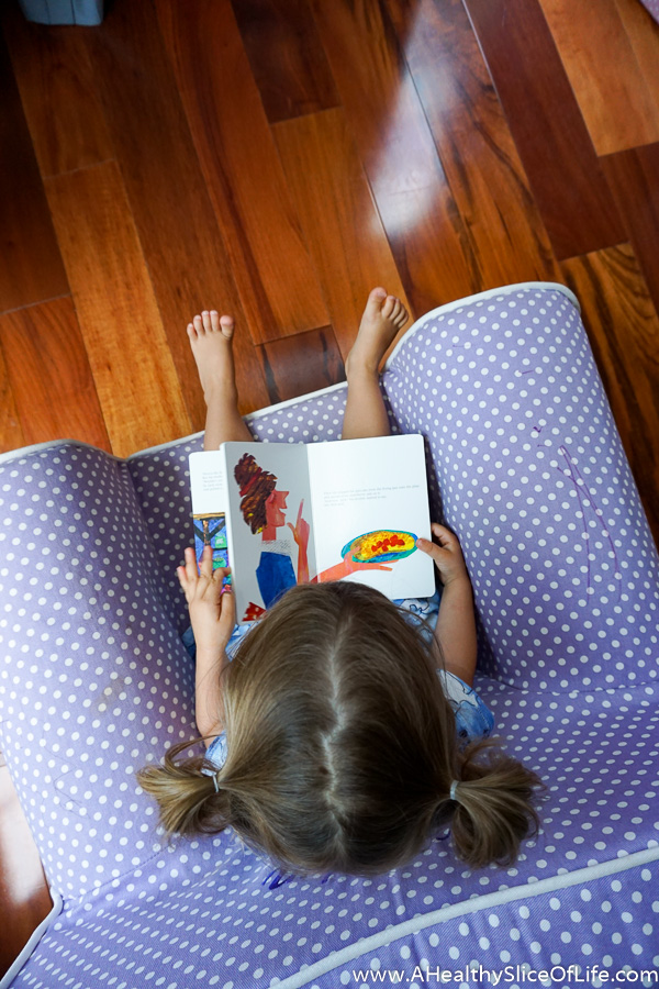 raising kids that love to read (1 of 6)
