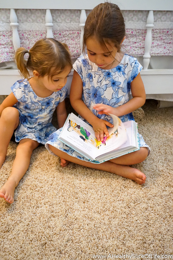 raising kids that love to read (3 of 6)