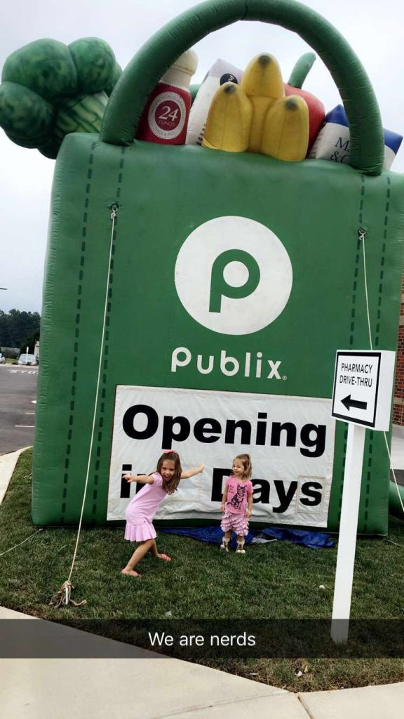 publix grand opening