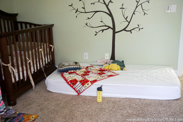 crib to big girl bed transition fail (2 of 6)